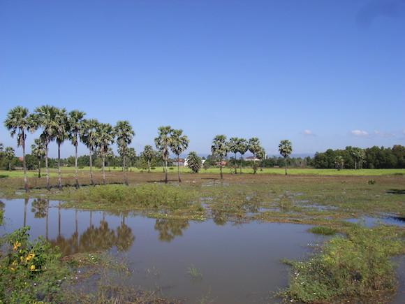 Landschaft Thailand