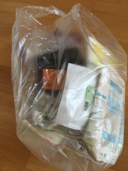 Muell erste Woche Plastic Free July