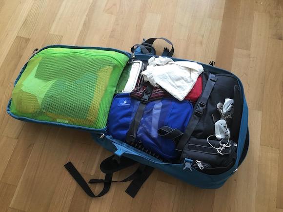Packliste Handgepaeck