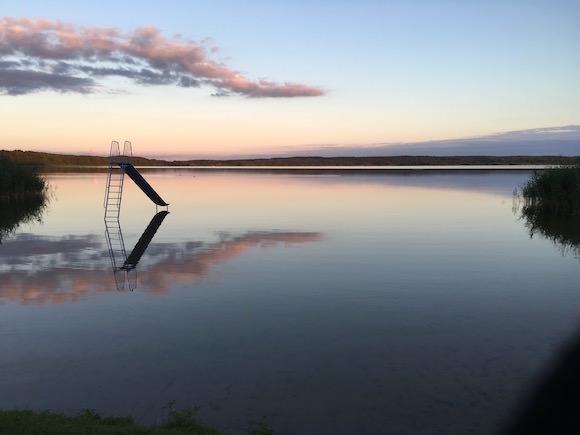 Paddeln auf der Mecklenburgischen Seenplatte